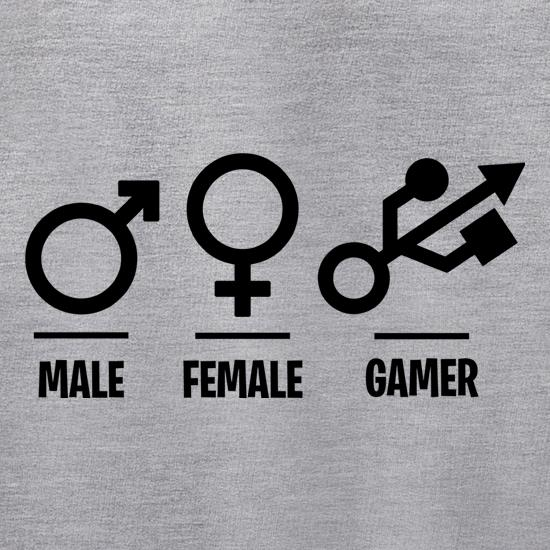 Male/Female/Gamer Jumpers