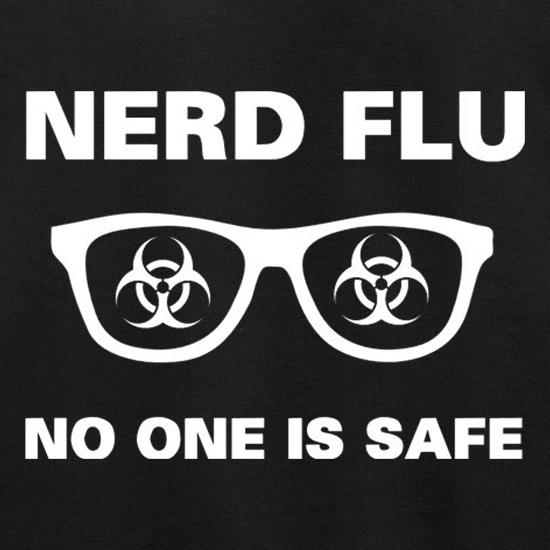 Nerd Flu No One Is Safe Jumpers