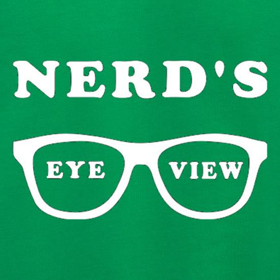 Nerd's Eye View Jumpers