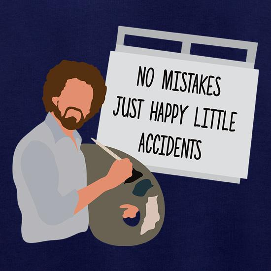 No mistakes, Just Happy Litte Accidents Jumpers