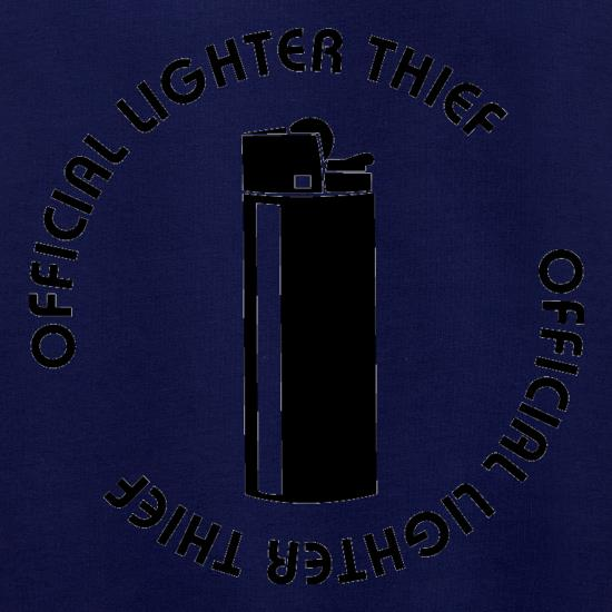 Official Lighter Thief Jumpers