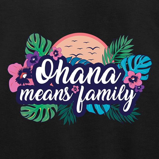 Ohana Means Family Jumpers