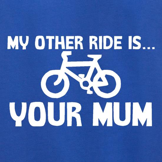 My other ride is your mum! Jumpers