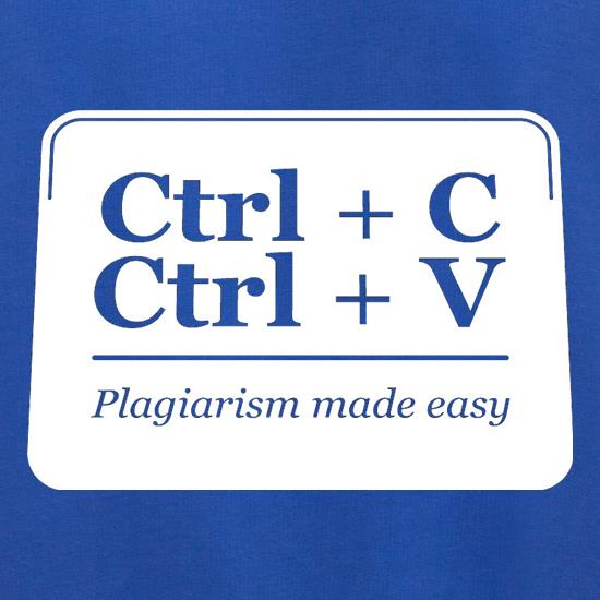 Plagiarism Made Easy Jumpers
