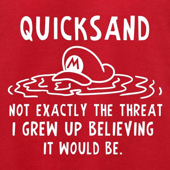Quicksand Not Exactly The Threat I Grew Up Believing It Would Be Jumpers