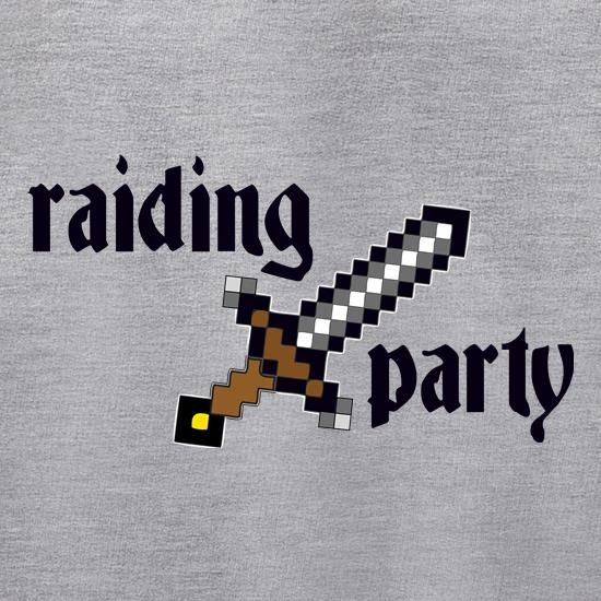 Raiding Party Jumpers
