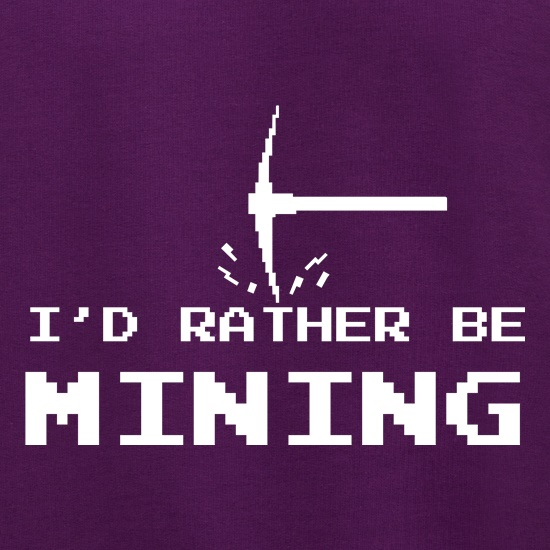 Rather Be Mining Jumpers