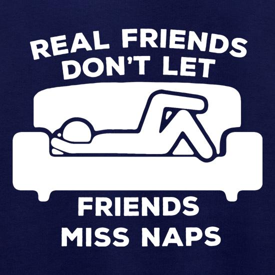 Real Friends Don't Let Friends Miss Naps Jumpers