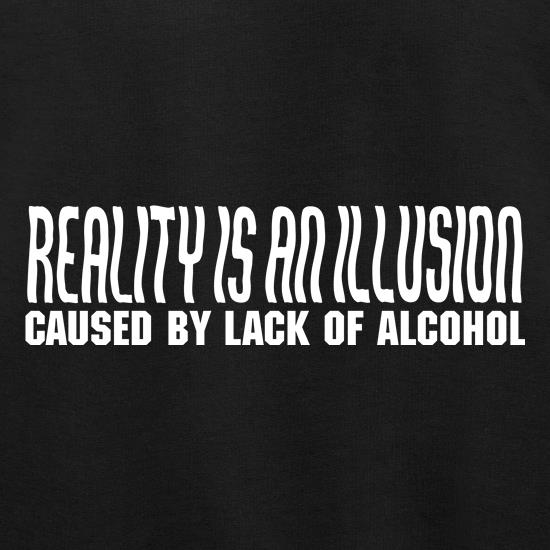 Reality is an illusion, caused by lack of alcohol Jumpers