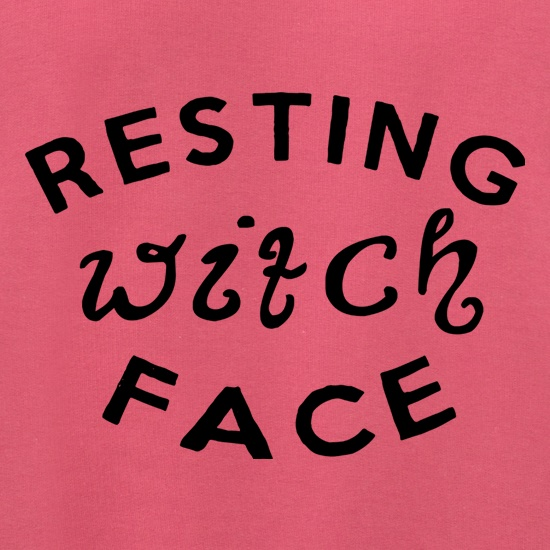 Resting Witch Face Jumpers