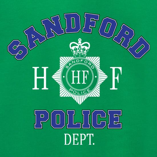 Sandford Police Dept. Jumpers