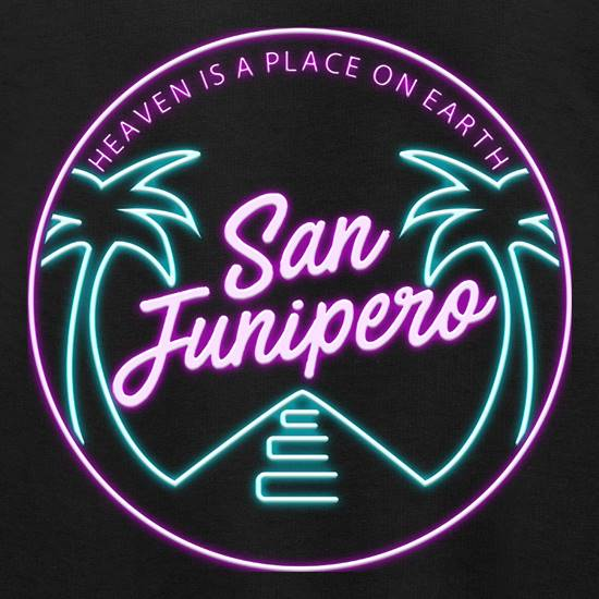 San Junipero Jumpers