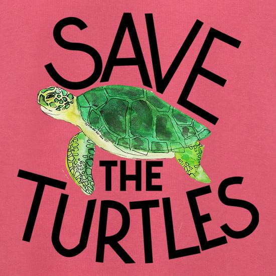 Save The Turtles Jumpers