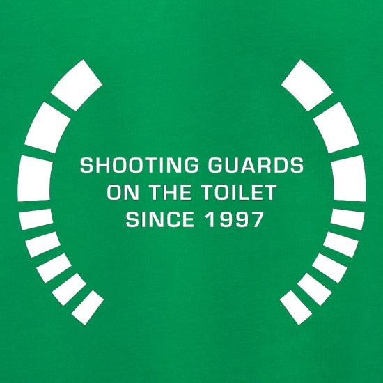 Shooting Guards On The Toilet Since 1997 Jumpers