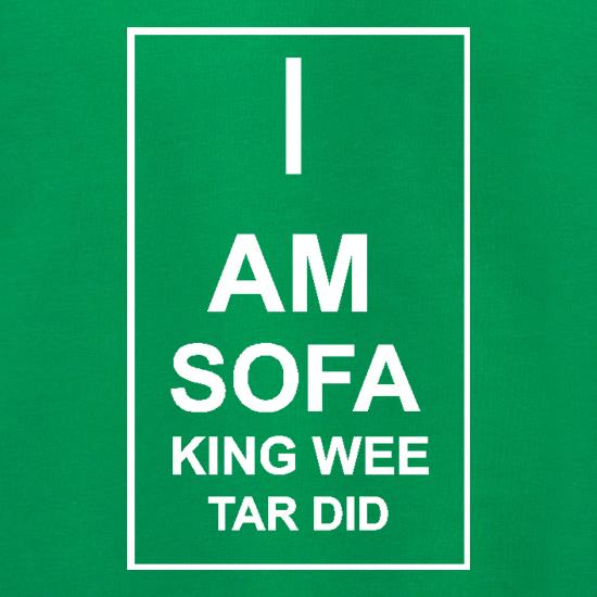 I  am sofa king wee tar did Jumpers
