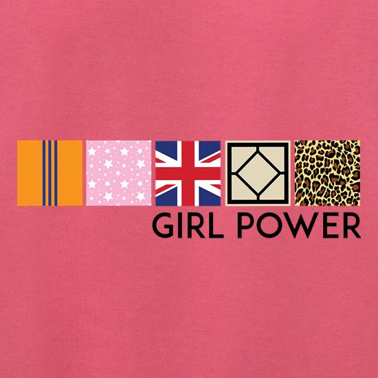 Spice Girl Power Jumpers