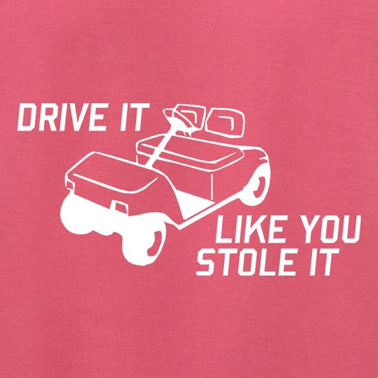 Drive it Like you Stole it Jumpers