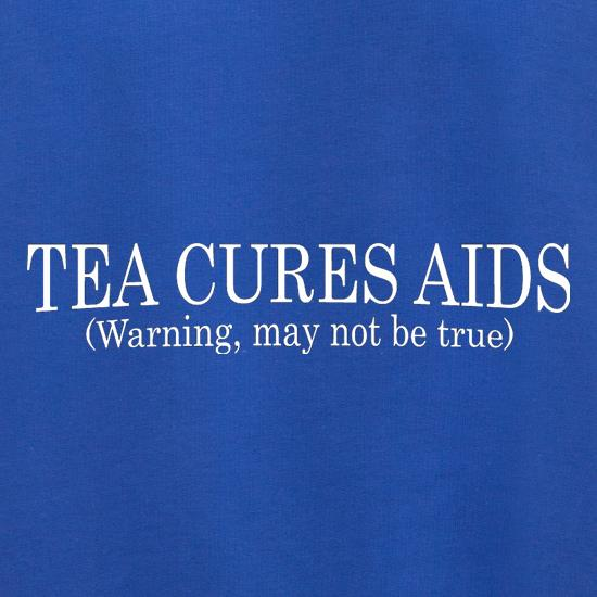 Tea Cures Aids (Warning, May Not Be True) Jumpers