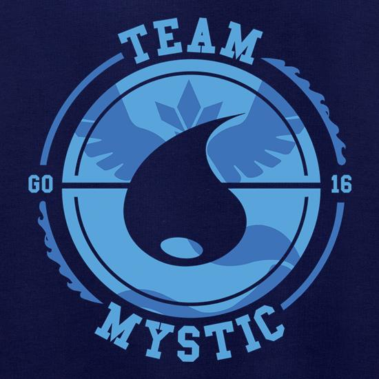 Team Mystic GO Jumpers