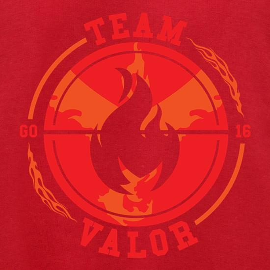 Team Valor GO Jumpers