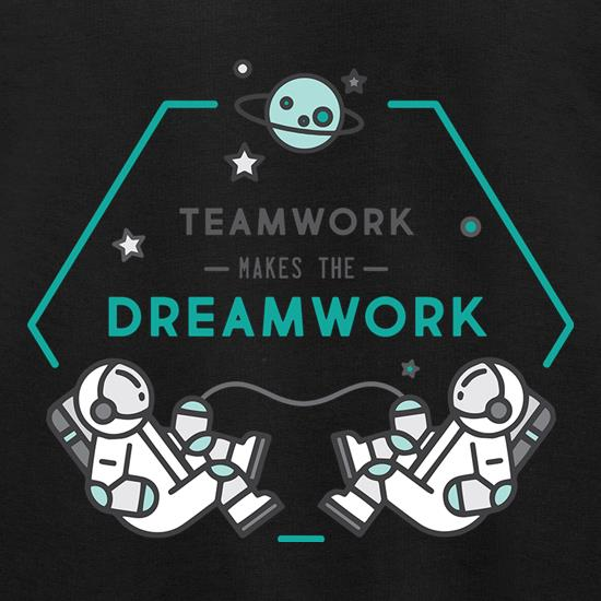 Team Work Makes The Dream Work Jumpers