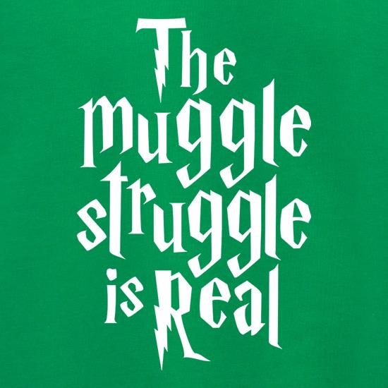 The Muggle Struggle Is Real Jumpers