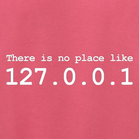 There Is No Place Like 127.0.0.1 Jumpers