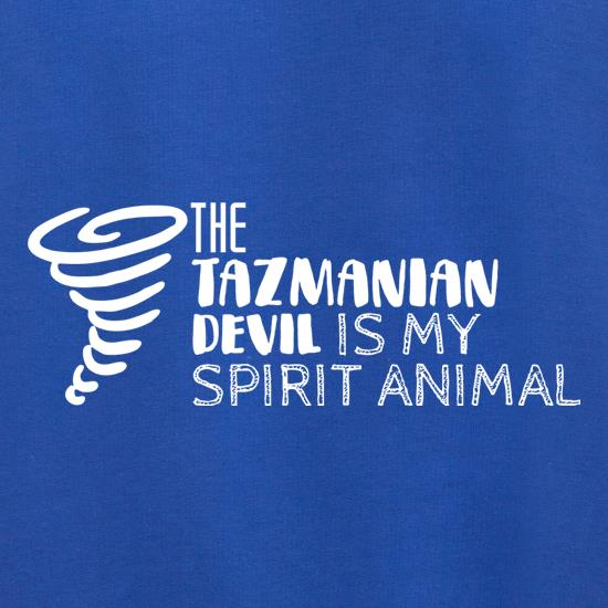 The Tazmanian Devil Is My Spirit Animal Jumpers