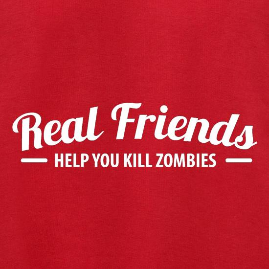 Real Friends Help You Kill Zombies Jumpers