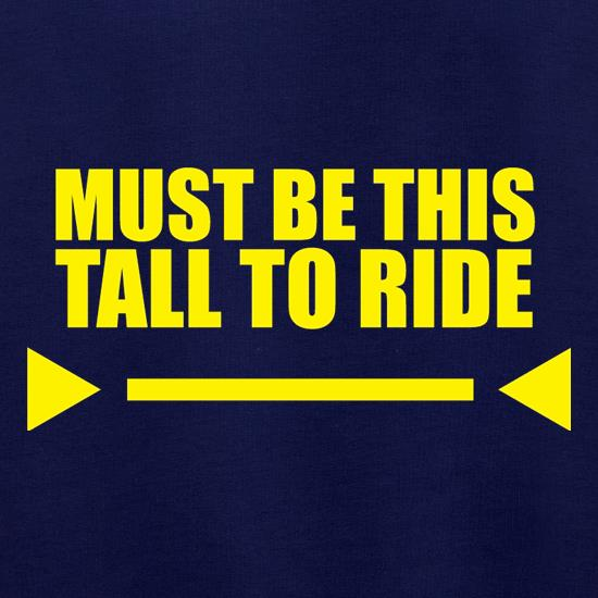 Must Be This Tall To Ride Jumpers