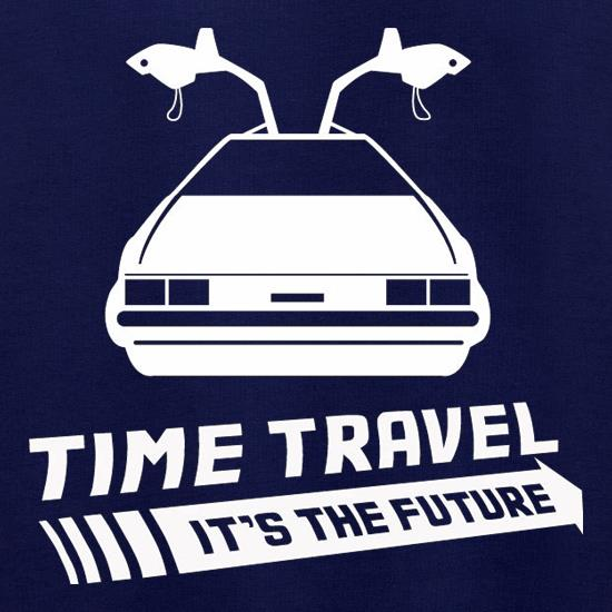 Time Travel It's The Future Jumpers
