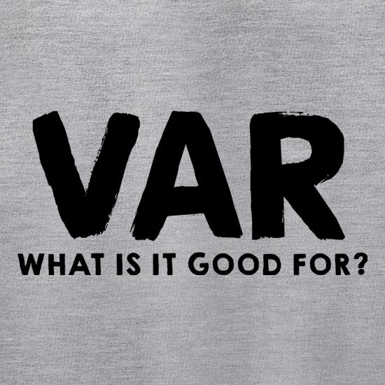 VAR, What Is It Good For? Jumpers