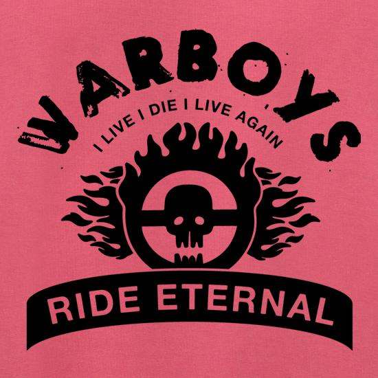 Warboys : I Live I Die I Live Again Jumpers