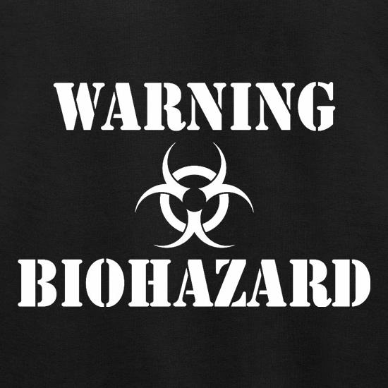 Warning Biohazard Jumpers