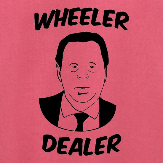 Harry Redknapp Wheeler Dealer Jumpers