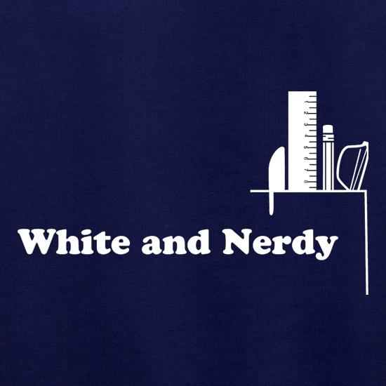 White and Nerdy Jumpers