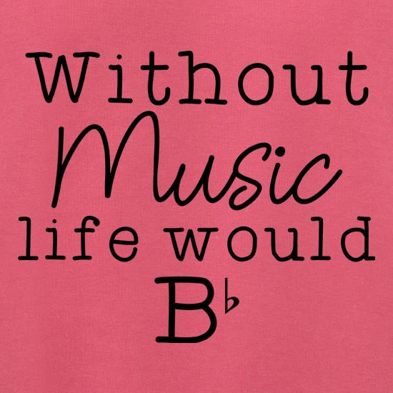 Without Music, Life Would Be Flat Jumpers