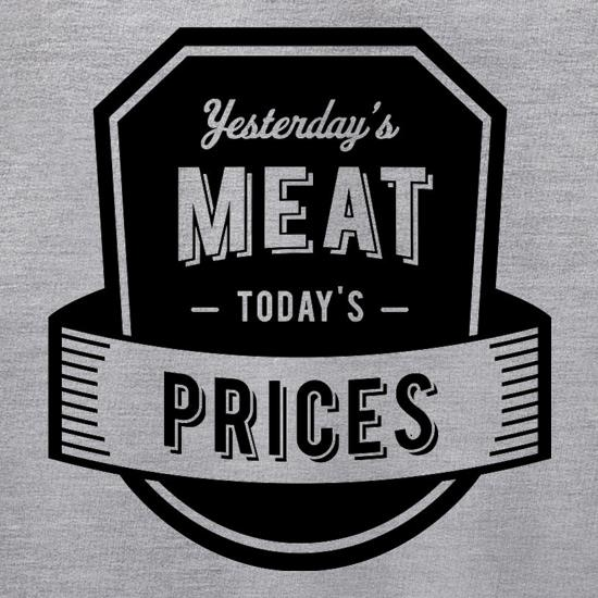 Yesterday's Meat Today's Prices Jumpers