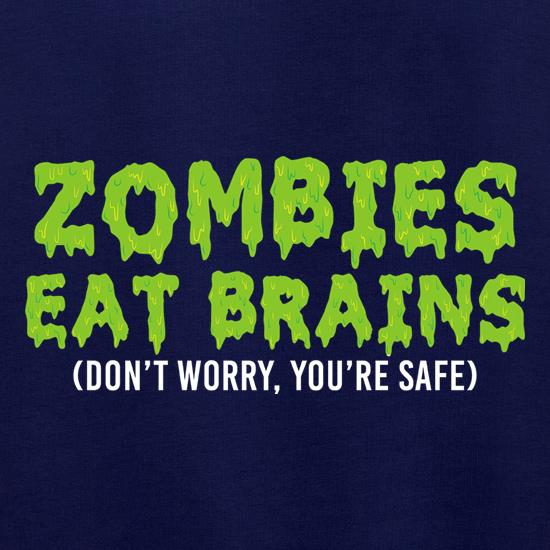 Zombies Eat Brains Jumpers