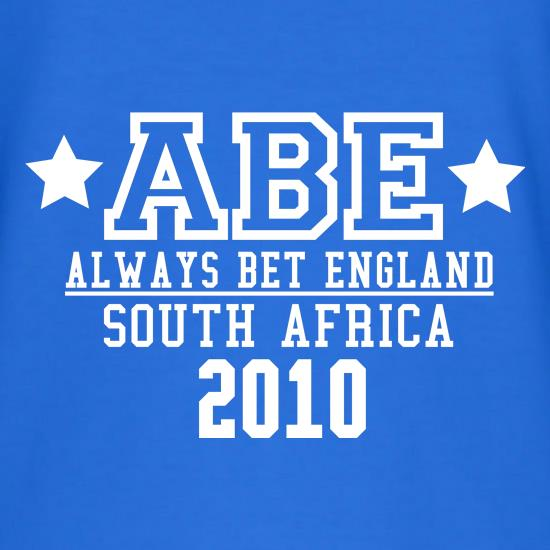 ABE Always Bet England T-Shirts for Kids