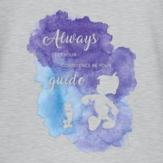 Always Let Your Conscience Be Your Guide T-Shirts for Kids