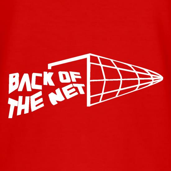 Back of the net T-Shirts for Kids