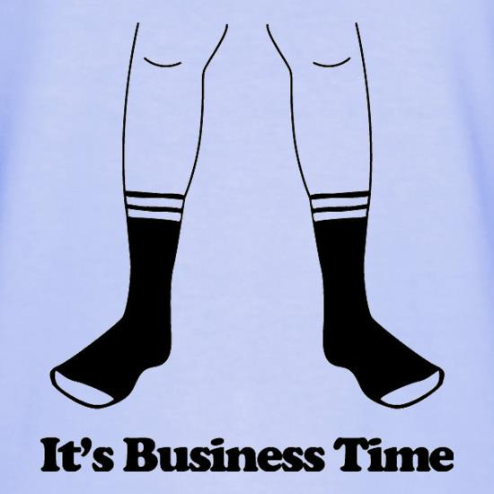 It's Business Time T-Shirts for Kids