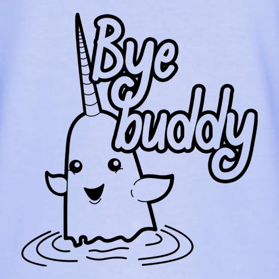 Bye Buddy T-Shirts for Kids