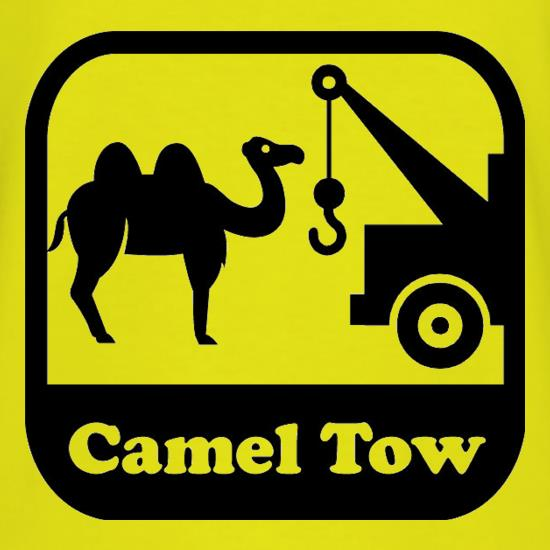 Camel Tow T-Shirts for Kids