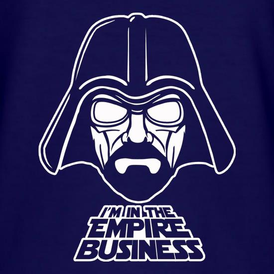 Darth Walt - I'm In The Empire Business T-Shirts for Kids