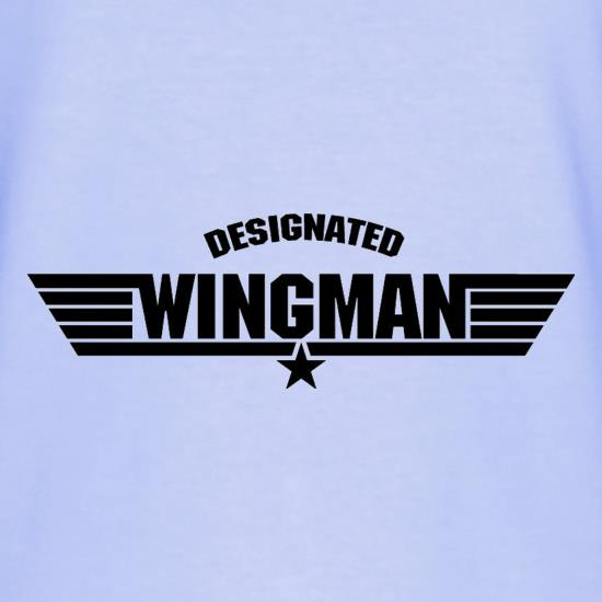 Designated Wingman T-Shirts for Kids