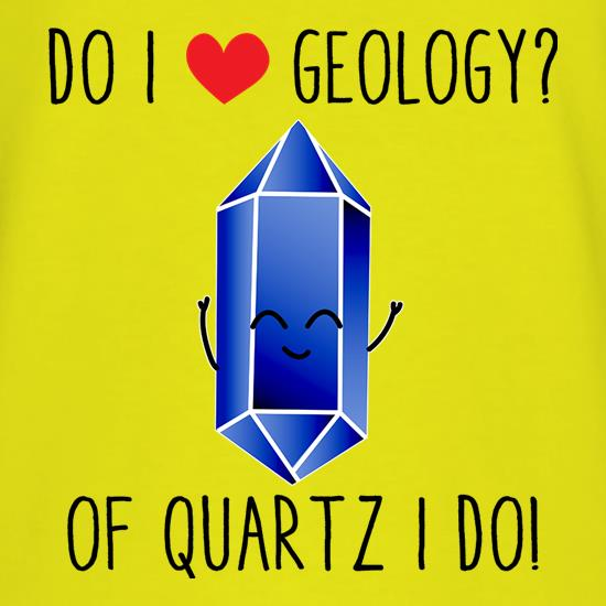 Do I Love Geology? T-Shirts for Kids