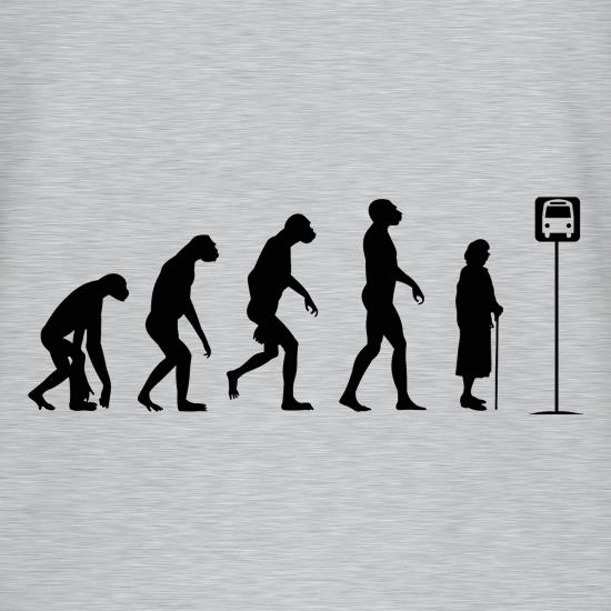 Evolution - Bus Stop T-Shirts for Kids