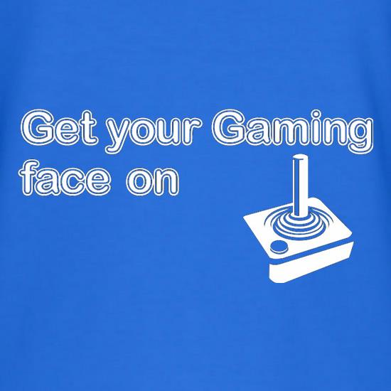 Get Your Gaming Face On T-Shirts for Kids